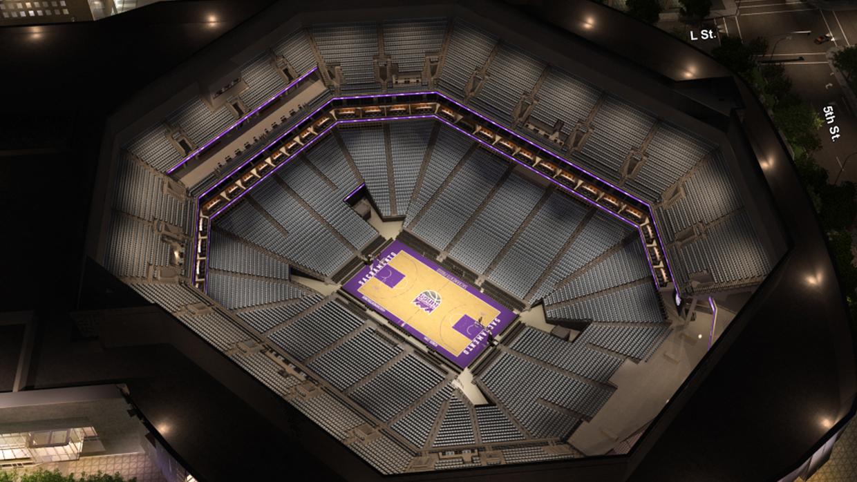 Sacramento Kings Virtual Venue By Iomedia